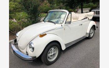 1979 Volkswagen Beetle Convertible for sale 101033575