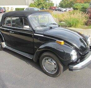 1979 Volkswagen Beetle Convertible for sale 101064038