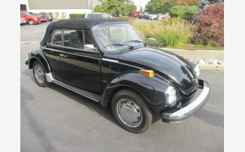 1979 Volkswagen Beetle Convertible for sale 101064038