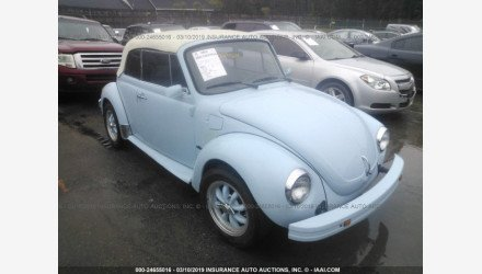 1979 Volkswagen Beetle for sale 101106328