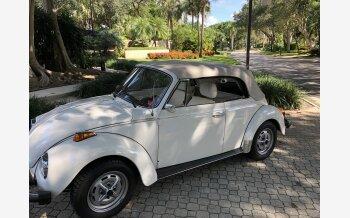 1979 Volkswagen Beetle Super Convertible for sale 101207407