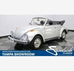 1979 Volkswagen Beetle for sale 101245221