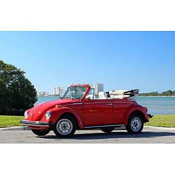1979 Volkswagen Beetle for sale 101247890