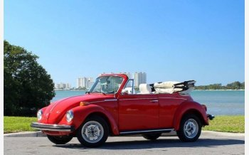 1979 Volkswagen Beetle for sale 101247890
