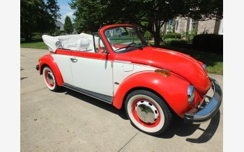 1979 Volkswagen Beetle Convertible for sale 101346335