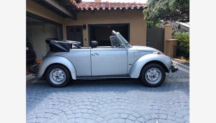 1979 Volkswagen Beetle for sale 101373126