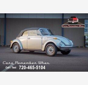 1979 Volkswagen Beetle Convertible for sale 101385516