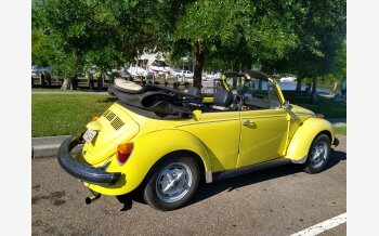 1979 Volkswagen Beetle Super Convertible for sale 101391277
