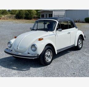 1979 Volkswagen Beetle for sale 101475078