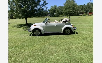 1979 Volkswagen Beetle Super Convertible for sale 101555253
