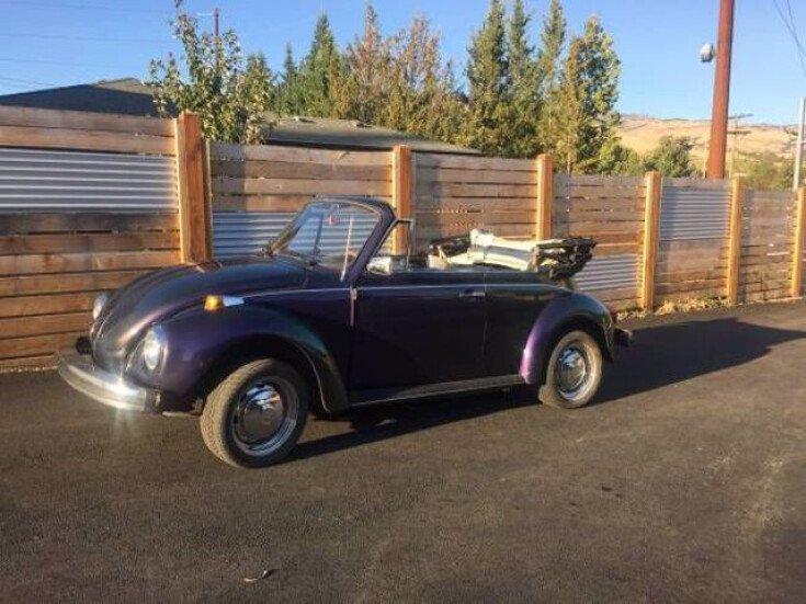 1979 Volkswagen Beetle Convertible for sale 101586908
