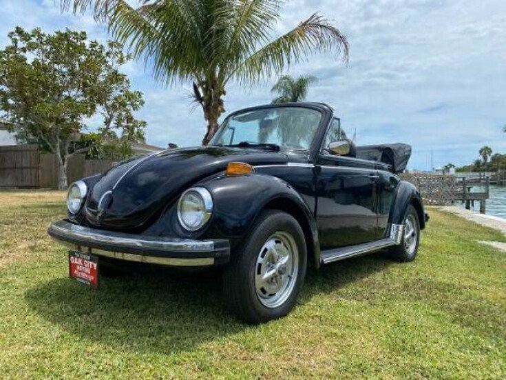 1979 Volkswagen Beetle for sale 101587883