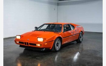1980 BMW M1 for sale 101556083