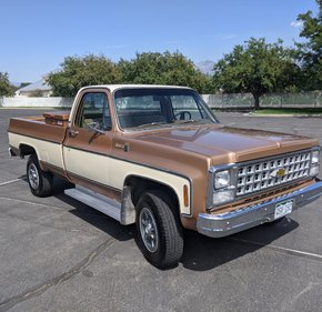1980 Chevrolet C/K Truck 4x4 Regular Cab 2500 for sale 101401710