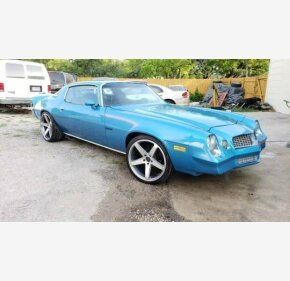 1980 Chevrolet Camaro for sale 101063035