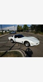 1980 Chevrolet Corvette for sale 101006686