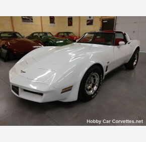 1980 Chevrolet Corvette for sale 101215142
