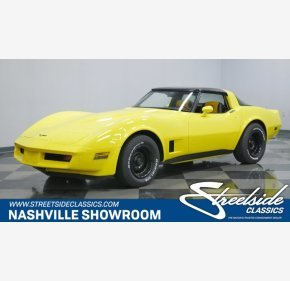 1980 Chevrolet Corvette for sale 101356923