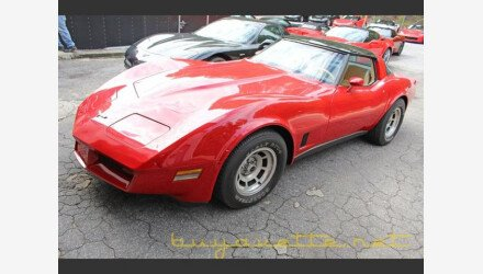 1980 Chevrolet Corvette for sale 101393849