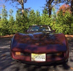1980 Chevrolet Corvette Coupe for sale 101411452