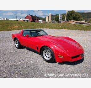 1980 Chevrolet Corvette for sale 100967933