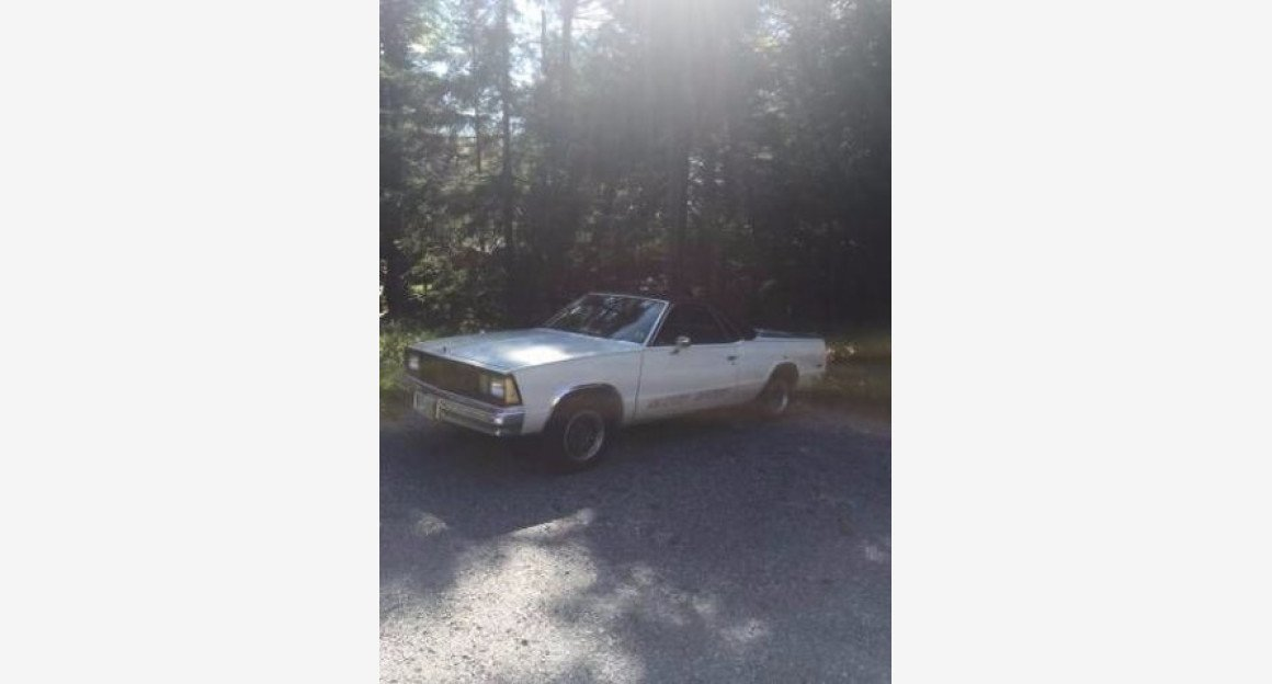 1980 Chevrolet El Camino for sale 100901150
