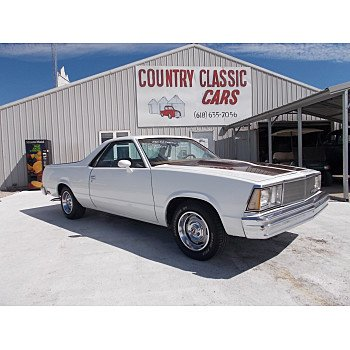 1980 Chevrolet El Camino for sale 100772982