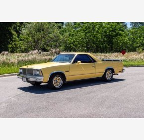 1980 Chevrolet El Camino for sale 101321703