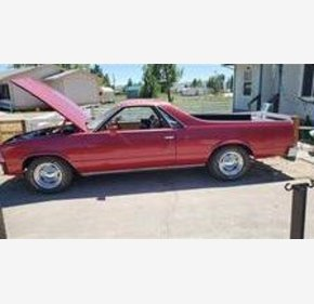 1980 Chevrolet El Camino for sale 101373870