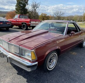 1980 Chevrolet El Camino for sale 101400846