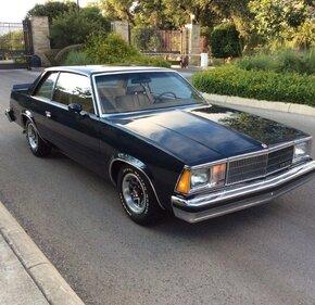 1980 Chevrolet Malibu for sale 101073559