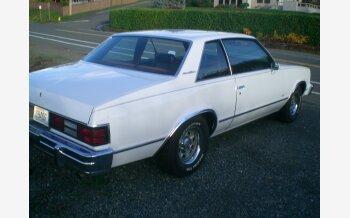 1980 Chevrolet Malibu Classic Sedan for sale 101225314