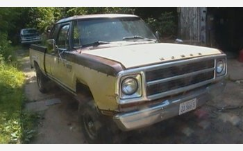 1980 Dodge D/W Truck for sale 100835461