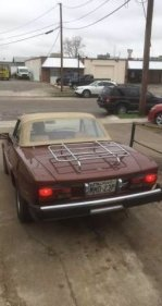 1980 FIAT Spider for sale 101411104