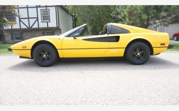 Ferrari 308 Gts For Sale >> Ferrari 308 Classics For Sale Classics On Autotrader