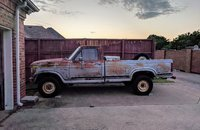 1980 Ford F250 4x4 Regular Cab for sale 101264198