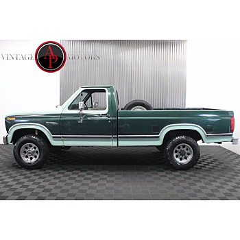 1980 Ford F350 for sale 101523525