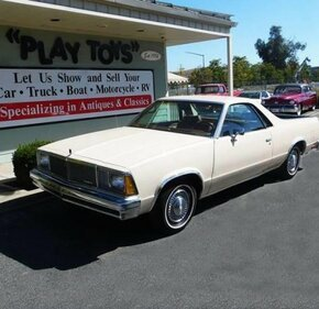 1980 GMC Caballero for sale 101086727