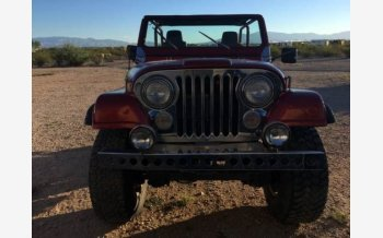 1980 Jeep CJ-5 for sale 100827537