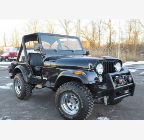 1980 Jeep CJ-5 for sale 101035628