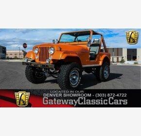 1980 Jeep CJ-5 for sale 101043221