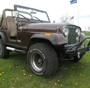 1980 Jeep CJ-5 for sale 101139318