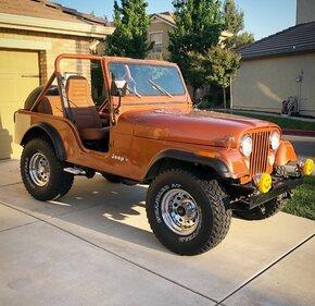 1980 Jeep CJ-5 for sale 101239667