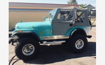 1980 Jeep CJ-5 for sale 101190996