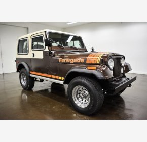 1980 Jeep CJ-7 for sale 101043701