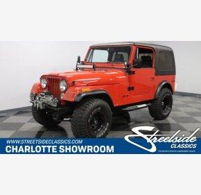 1980 Jeep CJ-7 for sale 101147473
