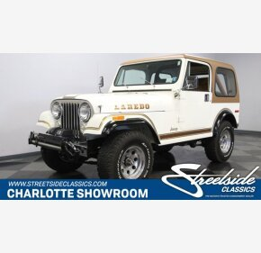 1980 Jeep CJ-7 for sale 101366650