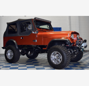 1980 Jeep CJ-7 for sale 101159044