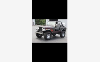 1980 Jeep CJ-7 for sale 101189236