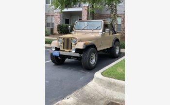1980 Jeep CJ-7 for sale 101560827